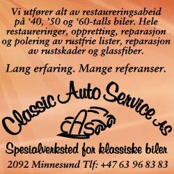 Classic Auto Service