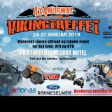 Vikingtreffet # 12 på Storefjell jan/2019 - 4x4 norway.no